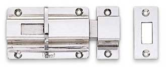 Stainless Steel Slide Bar Latch