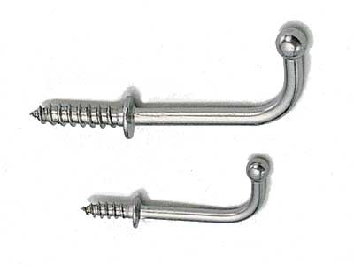 Stainless Steel Shoulder Hooks Type J